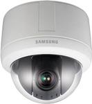 Samsung Security SNP-3120 4CIF 12x Network PTZ Dome Camera