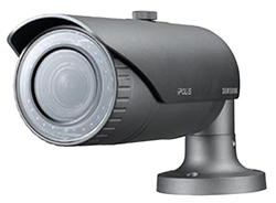 Bullet Cameras samsung securities sno 6084r